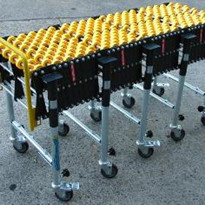 Flexible Wheel & Roller Conveyor | EXPCON600X6PWC