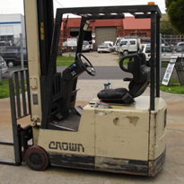 Used Crown 1.5T Electric Forklift | 35SCTT240