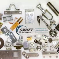 Metal Components | Swift Metal