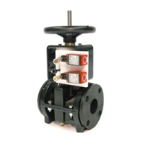 Enclosed Pinch Valves | Series CHR