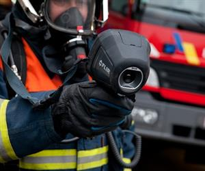 FLIR launches K-Series handheld thermal cameras for firefighting