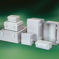 Electrical Enclosure | Polycarbonate Hinged Lid