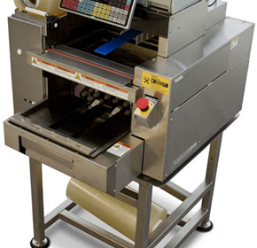 Wrapping Machine | Weighing & Labelling | Semi-automatic | WM-Nano
