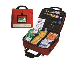Electrician's first aid kit