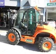 New Ausa C250Hx All Terrain Forklift |  LOE0