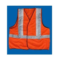 LED Hi-Viz Safety Vest | RLV-1*