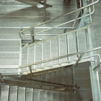 "Perforated Metal Flooring | Safe T Perfâ""¢"