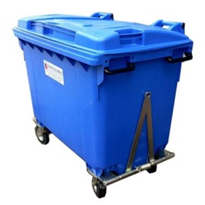 Waste Bin Towing Options | Spacepac