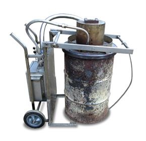 Vortex Inferno Industrial Waste Burner (CSSVI-1)