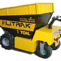 Battery Electric Dumper | Alitrak Australia DT1000