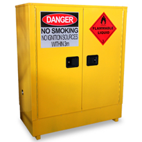 Flammable Goods Safety Cabinet 160L (SCF160B)