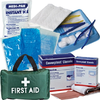 Range of First Aid Kits - Signet