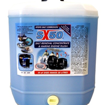 Salt Removal Wash | SX50 | 10 Litre Concentrate