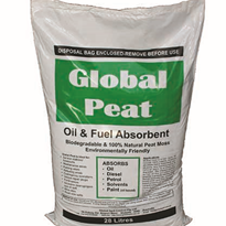 Oil and Fuel Floor Absorbents - Global Peat