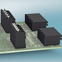 Rugged SMD PCB Terminals with Push-In Connection Technology