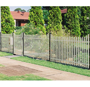 Picket Fences & Gates