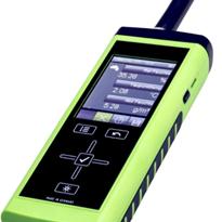 Multifunctional Hand-held Humidity / Temperatured logger | Omniport 30