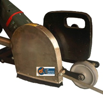 Crack Chasing Saw Trolley | 200mm