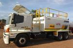 6 Wheel 15000 Litre Water Truck for Hire | Hino