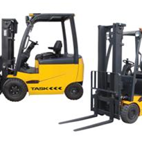 Ride on 3 & 4 Wheeler Forklift | Task Forklifts