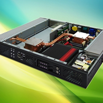 Fanless Rugged System | Perfectron 1U Rackmount