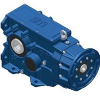 SITI Bevel Helical Gearbox BH – MBH Series