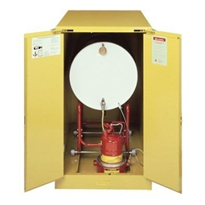 207L Yellow Flammable Storage Cabinet | AU25662