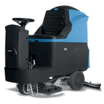 Industrial Ride-On Scrubber | Mr75 B
