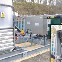 Infrared methane sensors in landfill gas monitors