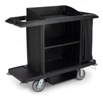 Full Size Housekeeping Cart | Rubbermaid