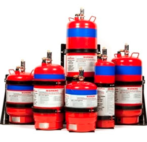 Fire Suppression Systems | Bulbeck