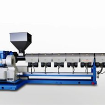 Single Screw Extruding Machines for Plastics | TSE