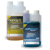 Flushing Oil Concentrate & Cleanpower Value Pack | FOC/CP