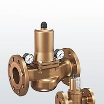 Pressure Reducing Valves with Flange | Goetze