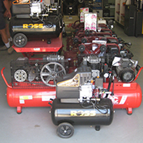 Air Compressors & Air Dryers | Air & Lift Gear