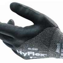 Cut Resistant Gloves with Ansell Grip | HyFlex 11-537