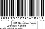 Trade Unit Label | GS1 GTIN 14