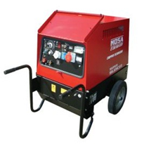 Engine Driven Welder | CT 230 YSX CC/CV Aus V Bunded