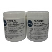 Brushable Silicone Rubber | Clone FX