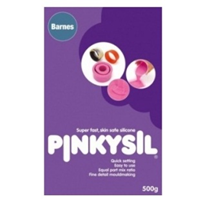 Fast Set Silicone | Pinkysil®