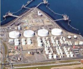 Seal Sands Tank Farm protected by Omniflex alarm systems.