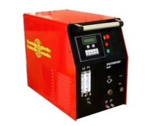 The extremely powerful inverter delivers 2-250A which is sufficient for almost all powder applications.