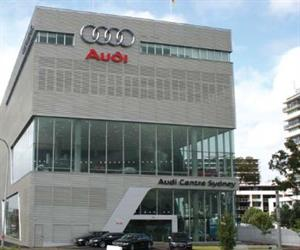 According to George Hicks, the Audi service manager, the company was looking for a total package; performance, reliability, features and price.