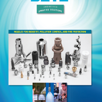 The new BETE Industrial Spray Nozzle catalogue is out