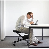 How to ease the pressure of sedentary work in your office