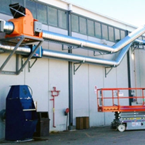Dust collector exhaust air: 3 reasons to pay attention