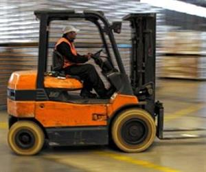 The average useful life of a forklift is six years – after that they can become dangerous for the operator and all those around it.