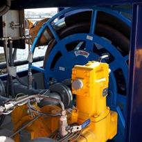 Reel solution streamlines marine fuelling in Syd harbour