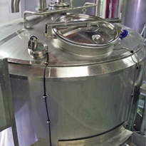 Professional equipment for craft breweries