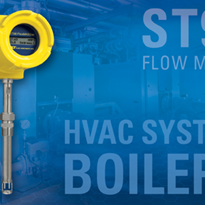 Flow Meter reduces plant HVAC boiler fuel consumption and costs